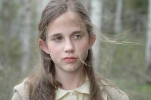 Lauren Faber stars as Violette